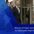 EBN - Atomares Abkommen in Gefahr?